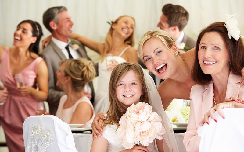 Korisni savjeti za goste na vjenčanju