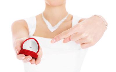 Zaručnički prsten: Da li je veličina zaista bitna?